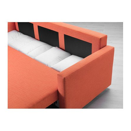 Connor Sleeper Sofa Orange