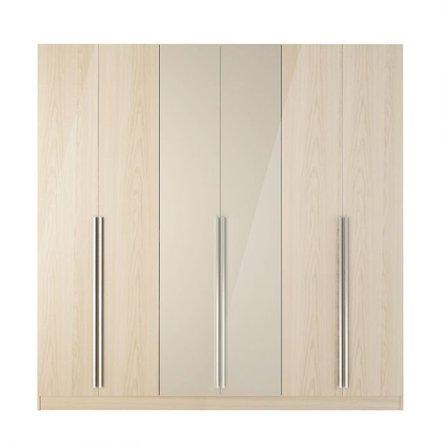 Eldridge 4 Drawer Armoire Natural