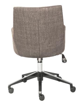 Calais-O Office Chair Drak Gray