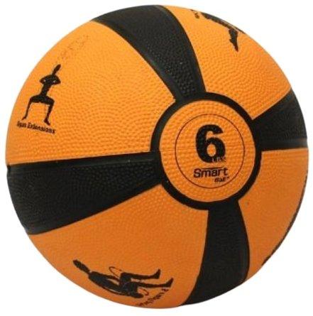 Smart Medicine Ball 6 lb Orange