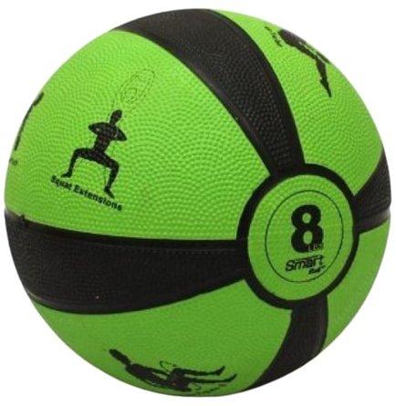 Smart Medicine Ball 8 lb Green
