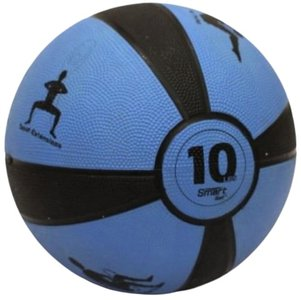 Smart Medicine Ball 10 lb Blue