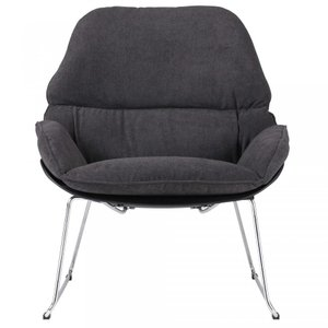 Finn Accent Chair Charcoal