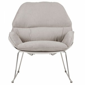 Finn Accent Chair Light Gray