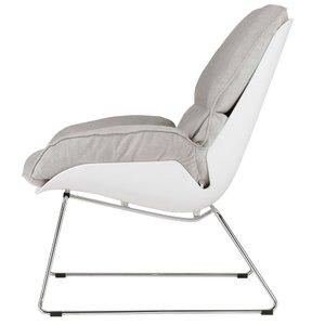 Awe Inspiring Finn Accent Chair Light Gray Unemploymentrelief Wooden Chair Designs For Living Room Unemploymentrelieforg