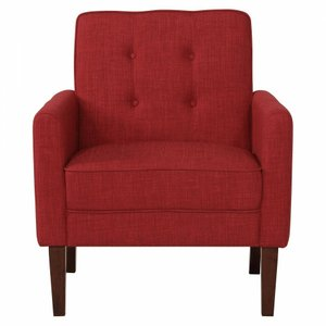 Joyce Accent Chair Red