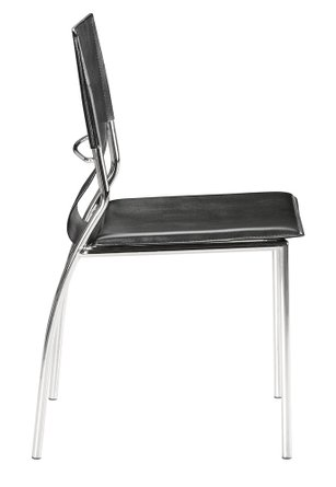 Trafico Dining Chair Black (Set of 4 Units)