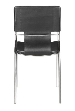 Trafico Dining Chair Black ( Set of 4 Units )