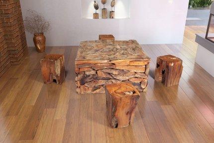 Erosion Coffee Table