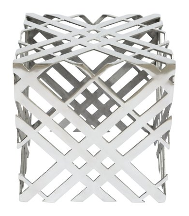 Carlisle Accent Table Aluminum