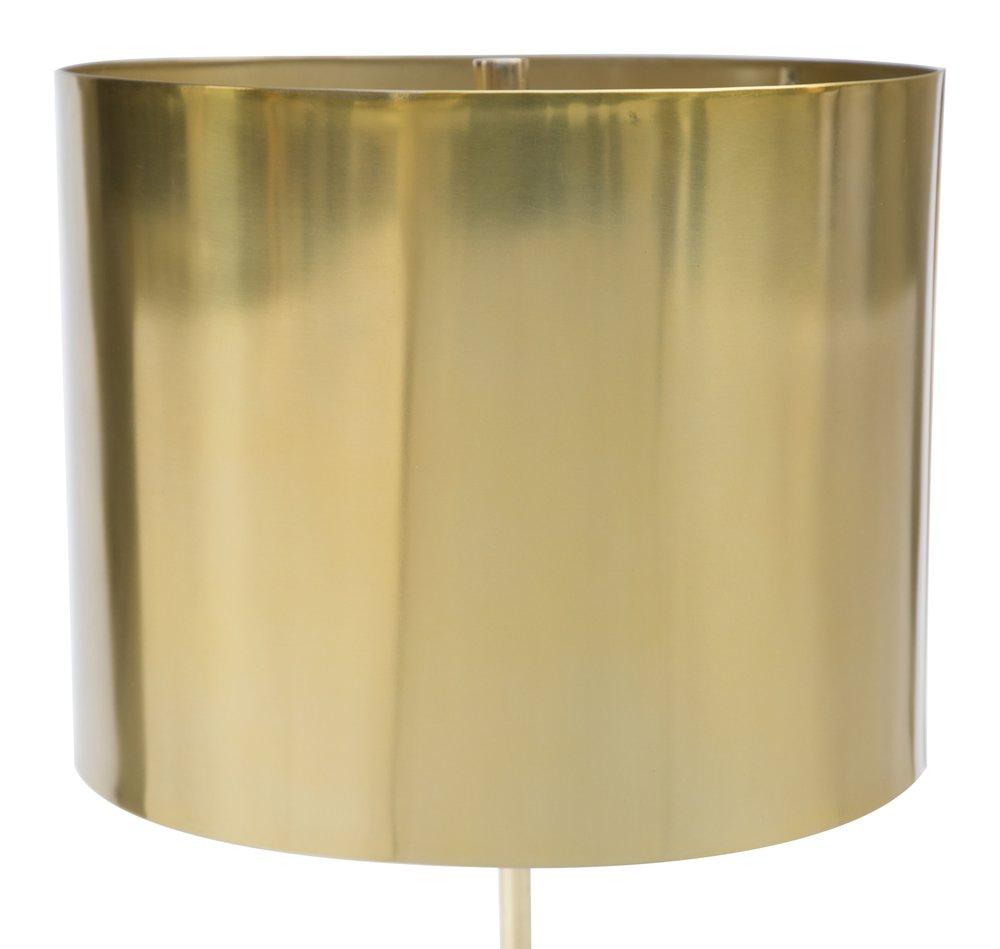 York Table Lamp Brass