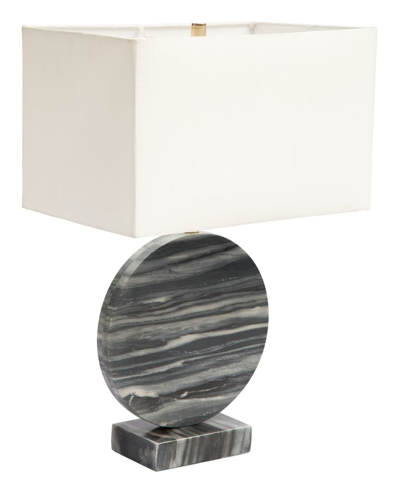 Simi Table Lamp White & Black