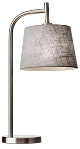 Blake Table Lamp Gray