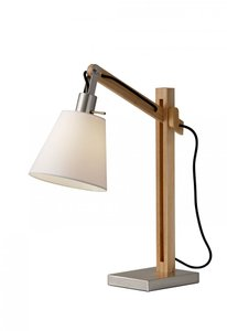 Walden Table Lamp Natural