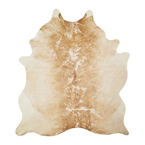 Torsted Rug Cowhide