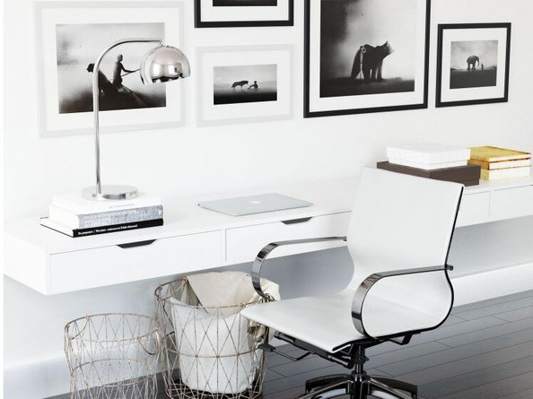 Solaris Table Lamp Chrome