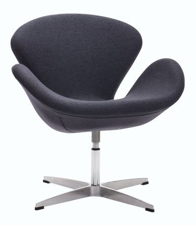 Pori Arm Chair Iron Gray