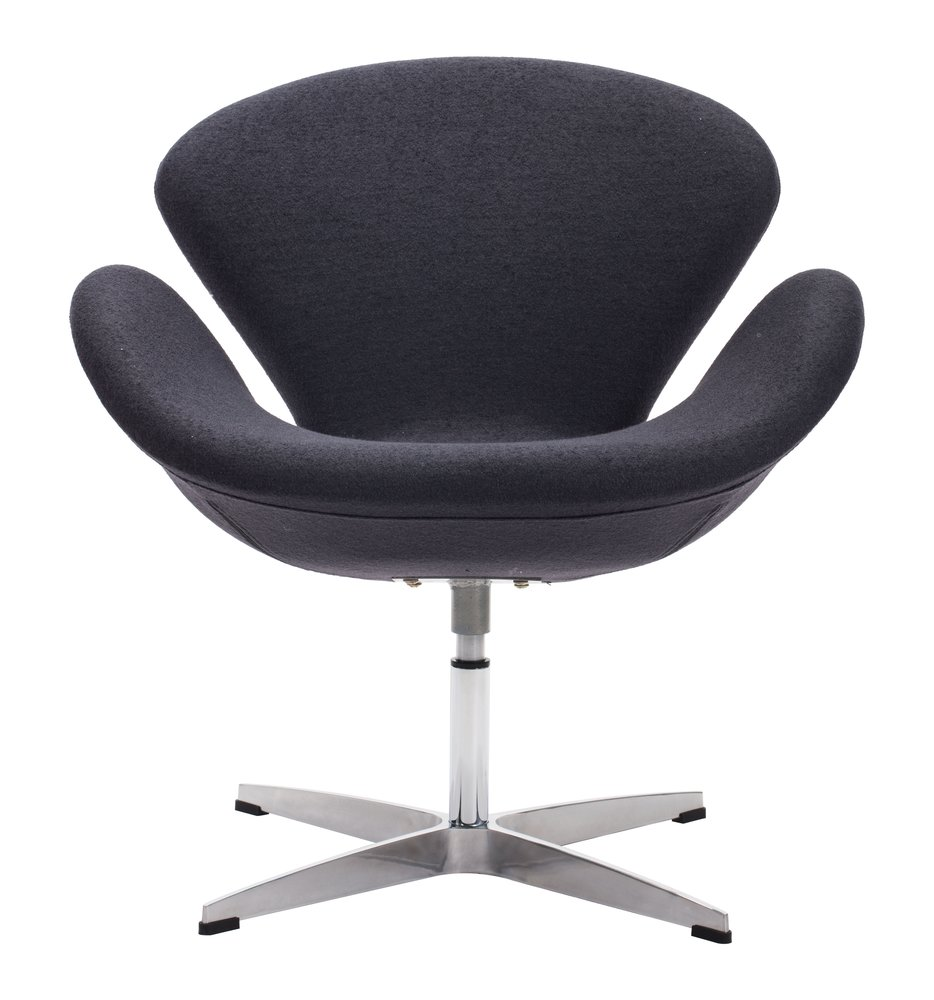 Pori Arm Chair Iron Gray