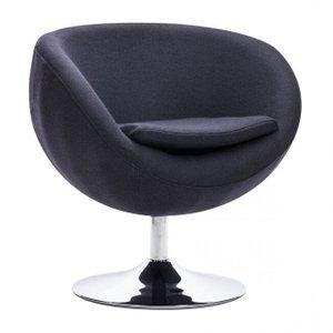 Lund Arm Chair Iron Gray