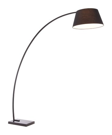 Vortex Floor Lamp Black