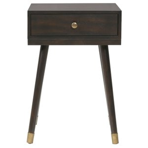 Elba Accent Table Walnut