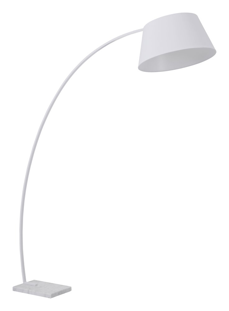 Vortex Floor Lamp White