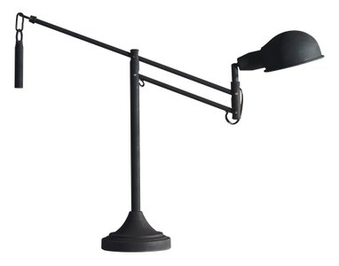 Skip Table Lamp Black