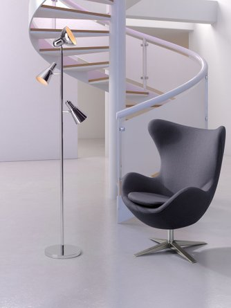Shuttle Floor Lamp