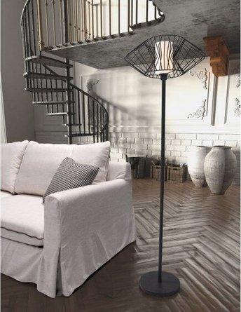 Tumble Floor Lamp Rust