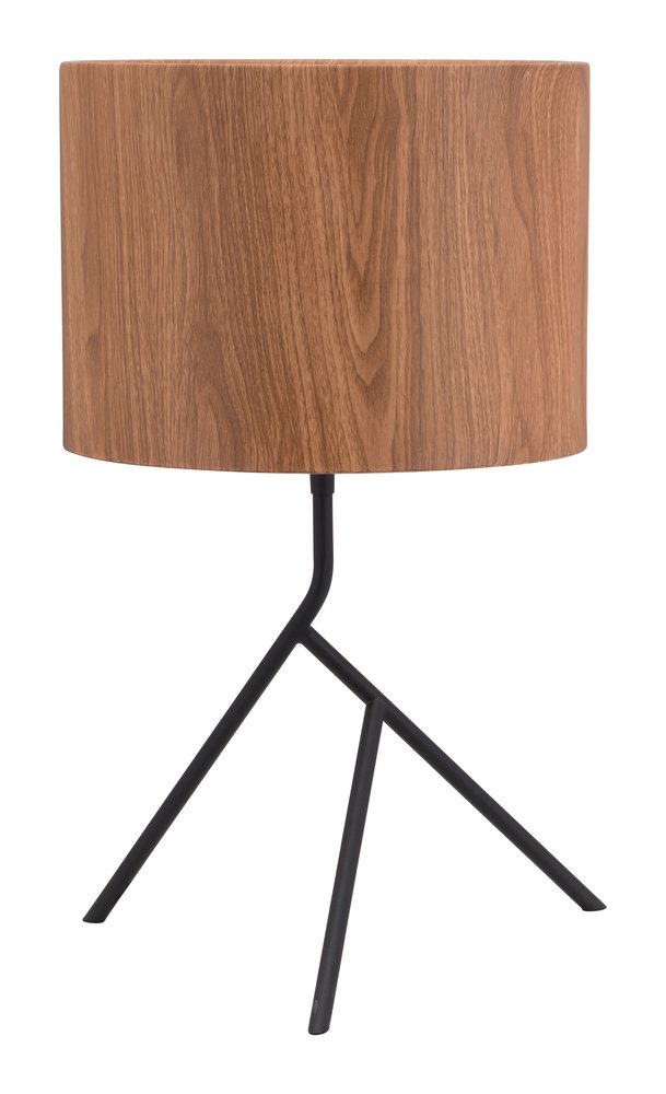 Sutton Table Lamp Brown