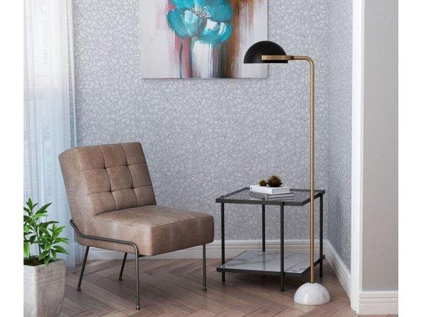 Irving Floor Lamp Black