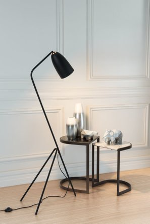 Jamison Floor Lamp Matt Black