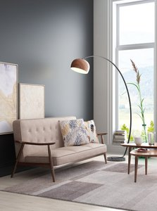 Brentwood Floor Lamp Brown