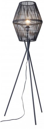 Billie Floor Lamp Black