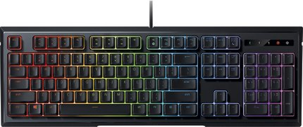 Razer Ornata Chroma Wired Gaming Keyboard Black