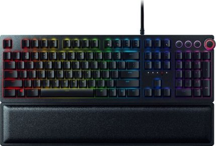 Razer Huntsman Elite Wired Gaming Keyboard Black