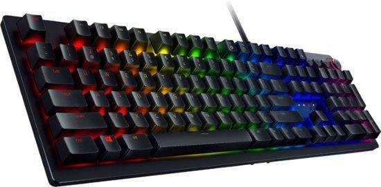 Razer Huntsman Elite Wired Gaming Keyboard Black
