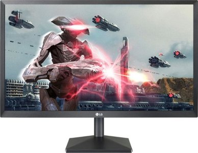 LG 24'' IPS LED FHD Monitor with FreeSync Black