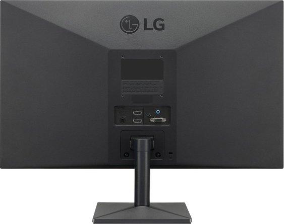 LG 24'' IPS LED FHD Monitor with FreeSync Black