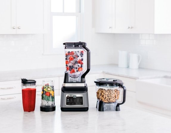 Ninja Professional Plus Kitchen Blender System with Auto-iQ