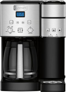 Cuisinart Coffee Center 12-Cup Coffee Maker with Water Filtration