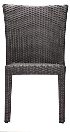 Arica Chair Espresso (Set of 2)