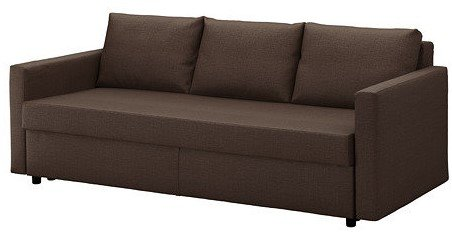 Connor Sleeper Sofa Brown