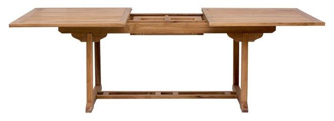 Regatta Extension Dining Table Natural