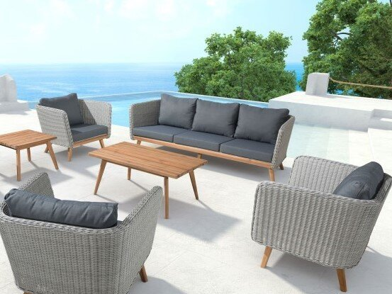 Grace Bay Coffee Table Natural