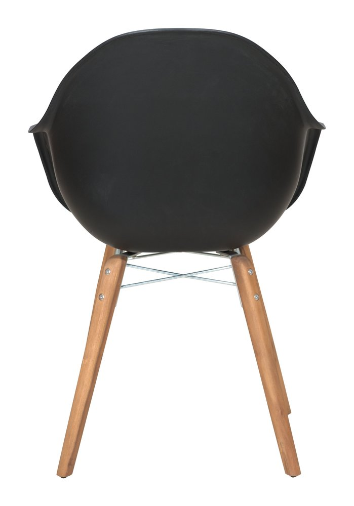 Tidal Dining Chair Black ( Set of 4 Units )