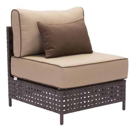 Pinery Middle Chair Brown & Beige