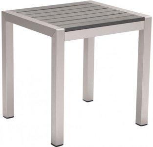 Cosmopolitan Side Table Silver