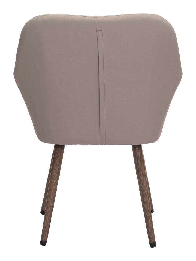 Pismo Dining Chair Taupe Beige