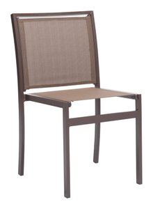 Mayakoba Dining Chair Brown (Set of 2 Units)